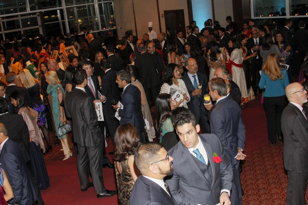 Over 450 guests at CHI gala in NYC