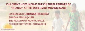 Dhanak Screening CHI
