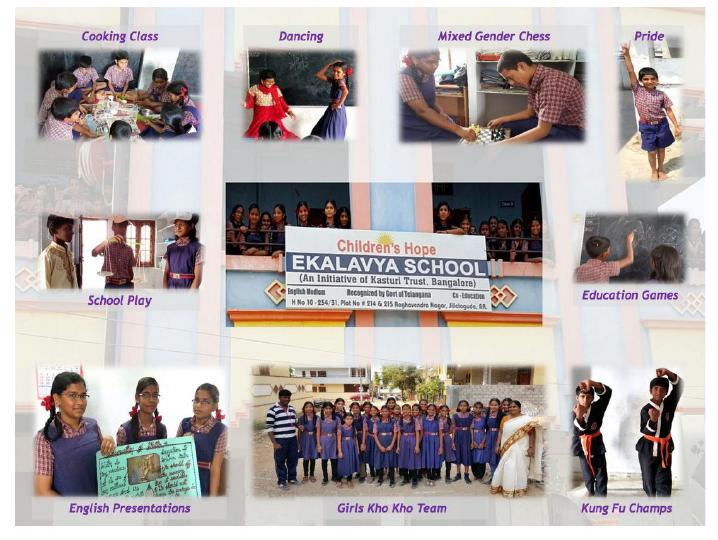 CHI Hyderabad School
