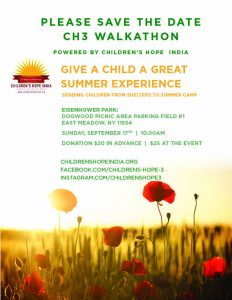 CH3 Walkathon