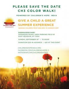 CH3 Color Walk