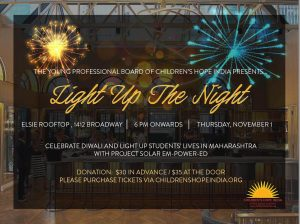 Diwali LIght up the Night