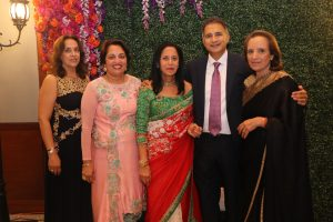 Anand Khubani with Some Board Members