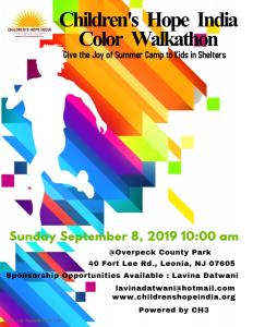 2019 Color Walkathon